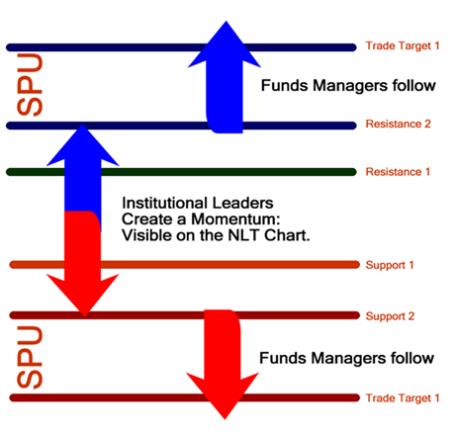 Price Move Model of NLT